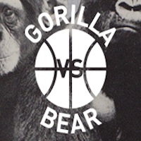 Gorilla vs Bear Logo