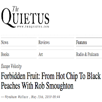 The Quietus Black Peaches