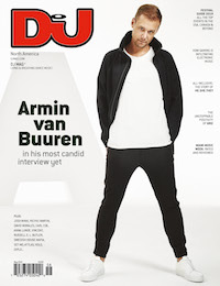 DJ Magazine cover may 2019