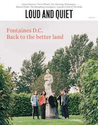 loud and quiet cover issue 135