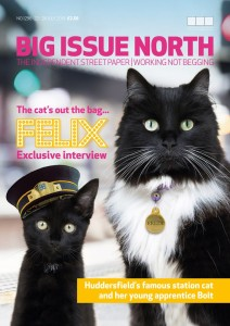 Big Issue of the North 22nd July